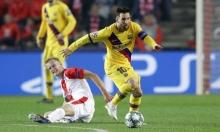 برشلونة يضع تجديد عقد ميسي ضمن أولوياته