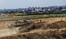 توغل لجرافات الاحتلال بجباليا واعتقال فلسطيني تخطى السياج الأمني