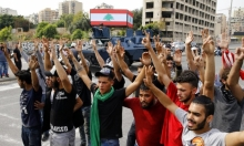 احتجاجات لبنان: المتظاهرون يغلقون الطرقات الرابطة بين بيروت والمحافظات