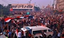 آلاف العراقيين يكسرون حظر التجول