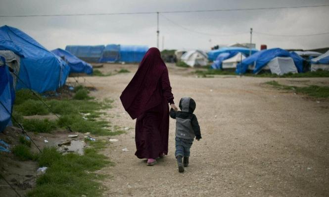 """الحكومة البريطانية تسعى لإعادة زوجات وأبناء مقاتلي """"داعش"""""""