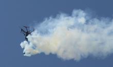 الجيش الإسرائيلي: اعتراض طائرة مُسيرة حلّقت فوق غزة