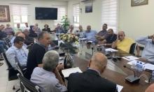 """كفرقرع: المجلس يعلن """"حالة طوارئ"""" وإضراب شامل احتجاجا على جرائم القتل"""
