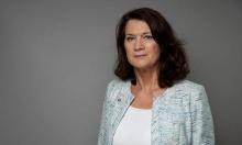 وزيرة الخارجية السويدية الجديدة: BDS حركة شرعية ليست معادية للسامية