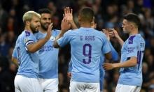 مانشستر سيتي يفوز ويتأهل لربع نهائي الرابطة