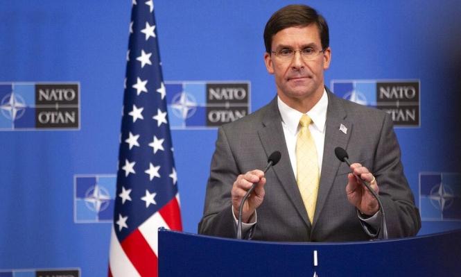 البنتاغون يهدد بالقوة لضمان السيطرة على النفط السوري
