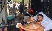 أستراليا: بالحبال والمناشف.. أنقذا رجلا من هجوم قرش