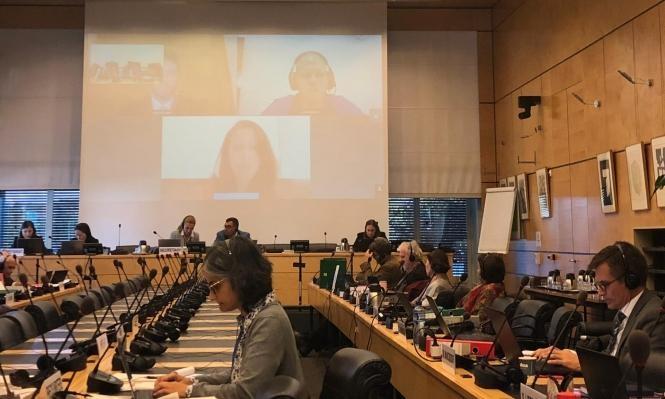 كيان: الأمم المتحدة تتبنى معظم توصياتنا بقضايا المرأة