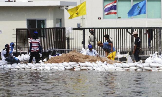 دراسة: الفيضانات الناجمة عن التغير المناخي تهدد 300 مليون شخص