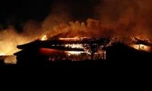 اليابان: حريق يقضي على قصر من أبرز مواقع التراث العالمي!