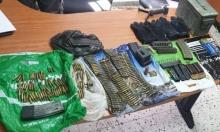 كفر قرع: تفتيشات واعتقالات وضبط أسلحة ومخدرات