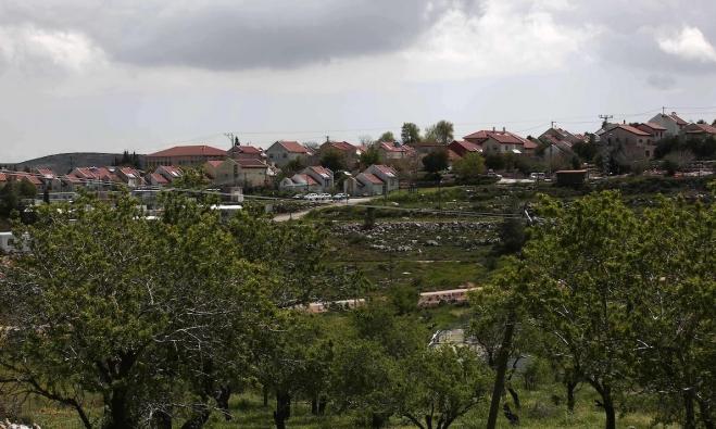 الاحتلال يصادق على بناء 2342 وحدة سكنية استيطانية