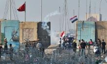 العراق: قوات الأمن تستخدم قنابل غاز تخترق الجماجم