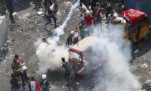 """العراق: """"التُك تُك"""" وسيلة المتظاهرين للنجاة من القمع"""