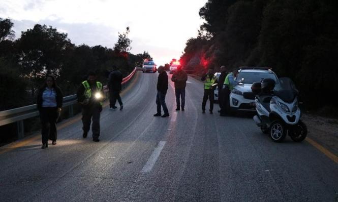 عرابة: مصرع امرأة في حادث طرق