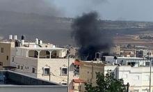 طرعان: تجدد الشجار بين عائلتين وإضرام النار بمنازل