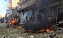 عشرات القتلى والجرحى بانفجار سيارة مفخخة في تل أبيض السورية