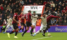 مانشستر يونايتد يعود إلى دوامة الهزائم