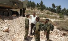 الاحتلال يخطر بمصادرة مئات الدونمات في القدس ونابلس