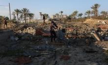 حرب إسرائيل على قطاع غزة: التصعيد والحفاظ على التهدئة