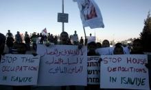 الإضراب في مدارس العيسوية متواصل رفضا لاعتداءات الاحتلال