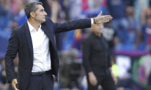 مدرب برشلونة يرد على إمكانية استقالته!