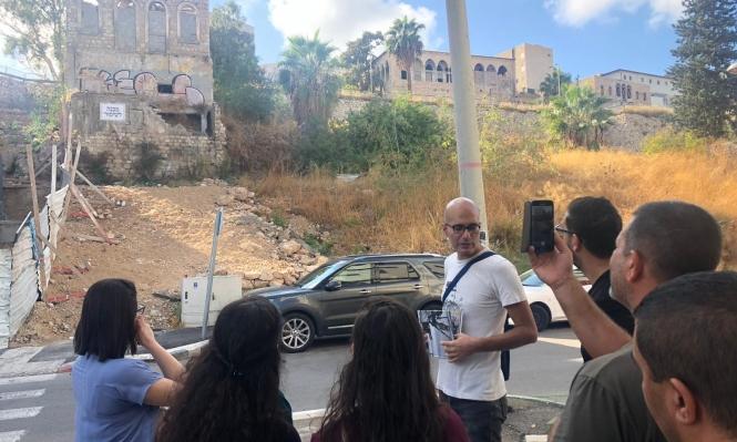 """""""مهرجان المدينة"""": حيفا بين الماضي والحاضر..."""