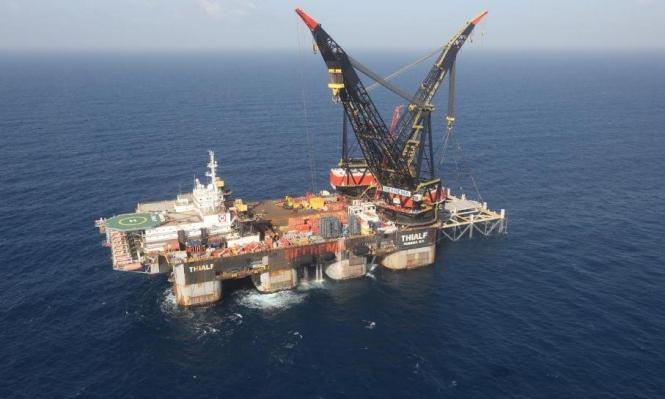إتمام صفقة خط أنابيب الغاز بين مصر وإسرائيل