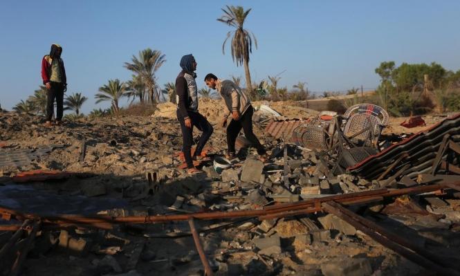 إسرائيل لم تفاجأ بالصواريخ: غزة على شفا الانهيار