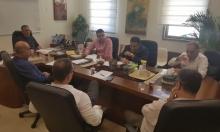 أم الفحم: توصية على عوفر تودر لمنصب مدير عام البلدية