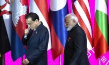 """الهند ترفض الانضمام لاتفاقية تجارية مع الصين خشية """"العجز التجاري"""""""