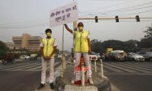 الهند: رغم الانخفاض.. مستويات تلوّث الهواء في أوجها