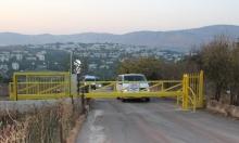 الحسينية: لماذا نصبت بوابة كهربائية على مدخل البلدة؟