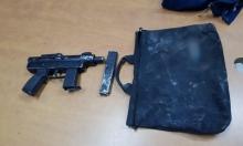الطيبة: اعتقال 5 مشتبهين بحيازة سلاح وسموم