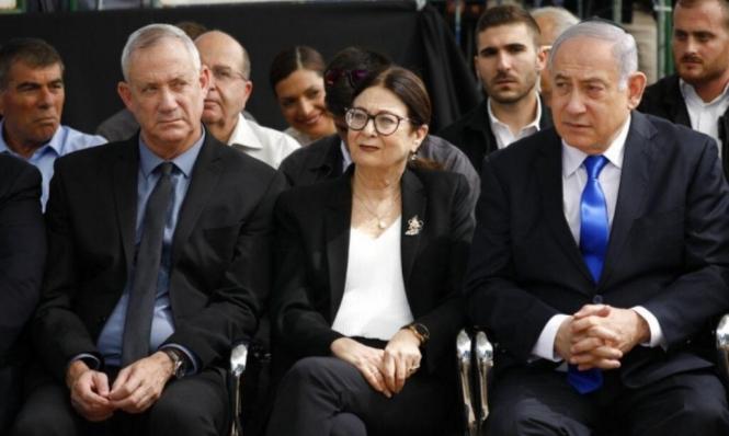 تقرير: اتصالات بين نتنياهو وغانتس لتشكيل حكومة وحدة