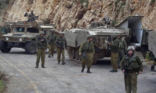 """الجيش الإسرائيلي يدعي """"تطور تهديدات"""" أمنية جديدة"""