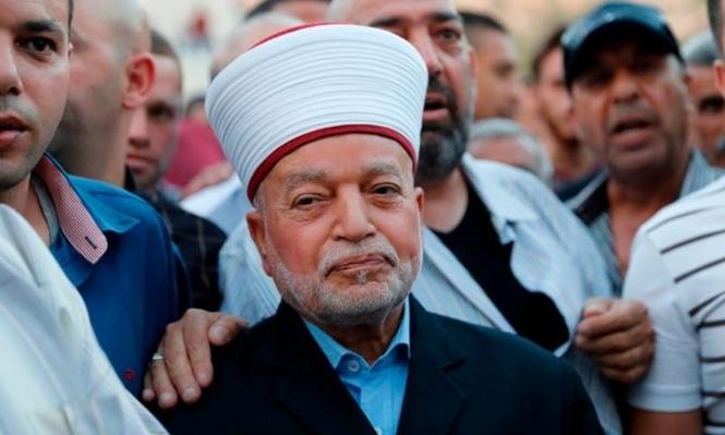 الإمارات ترفض منح تأشيرة دخول لمفتي القدس