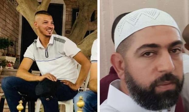 تل السبع: إضراب عام احتجاجا على جريمة قتل الشابين أبو طه