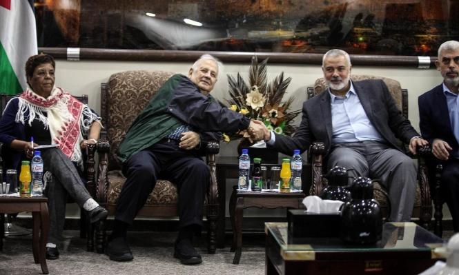 الانتخابات الفلسطينية تصطدم بالعائق الأول