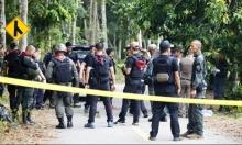 مقتل 15 شخصا بهجوم مسلح في جنوبي تايلاند