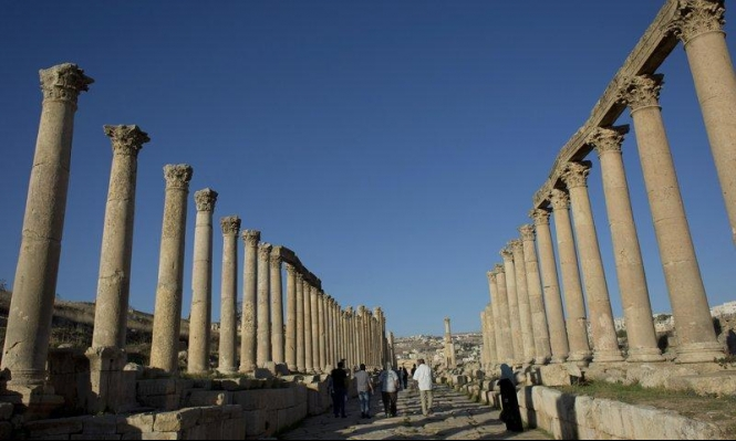 الأردن: طعن 7 أشخاص في جرش