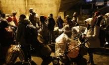 إخلاء 1600 شخص من مخيمين للمهاجرين شرق باريس