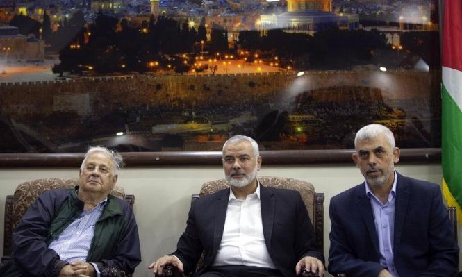 حماس تستبق عباس وتبدأ بمشاورات مع الفصائل حول الانتخابات