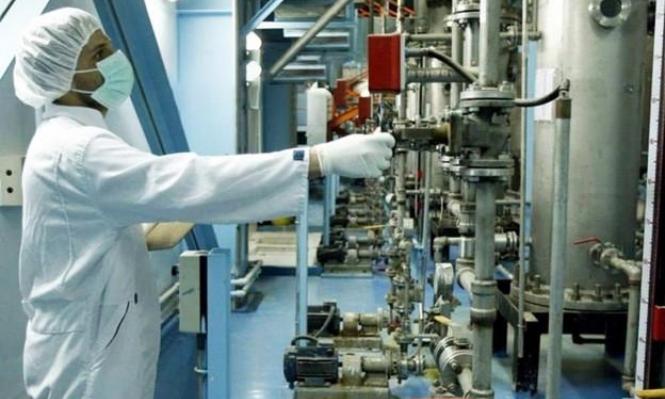 بدء تشغيل أجهزة الطرد المركزي في مفاعل فوردو الإيراني
