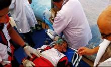 غزة: 104 إصابات بقمع الاحتلال لمسيرات العودة