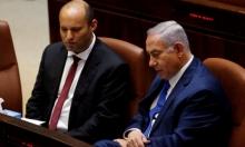 """نتنياهو يعين بينيت وزيرا للأمن ويدفع لـ""""انتخابات شخصية"""""""