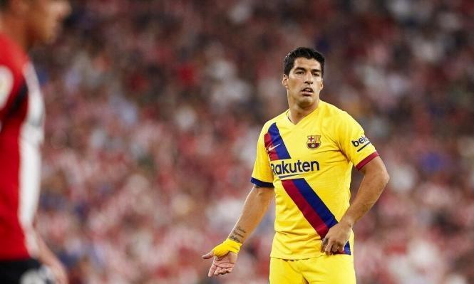 مدرب برشلونة لا يريد المخاطرة بسواريز!