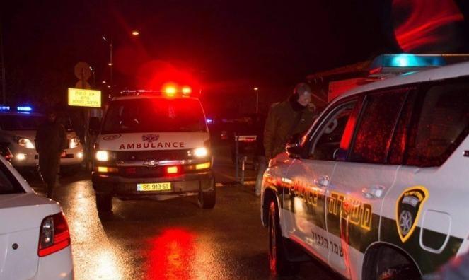 اللقية: مُصابان بجريمة إطلاق نار