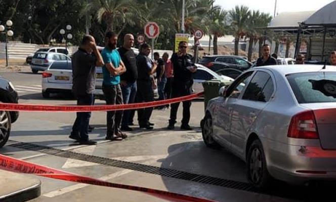 باقة الغربية: إصابة رجل وابنه في جريمة إطلاق نار