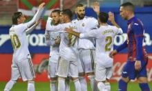ريال مدريد يلقن إيبار برباعية نظيفة